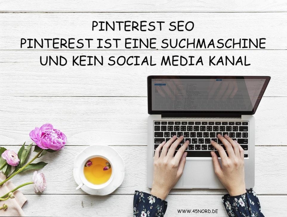 Geheime SEO Tipps bei Pinterest