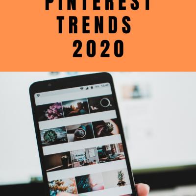 100 Pinterest Trends für 2020