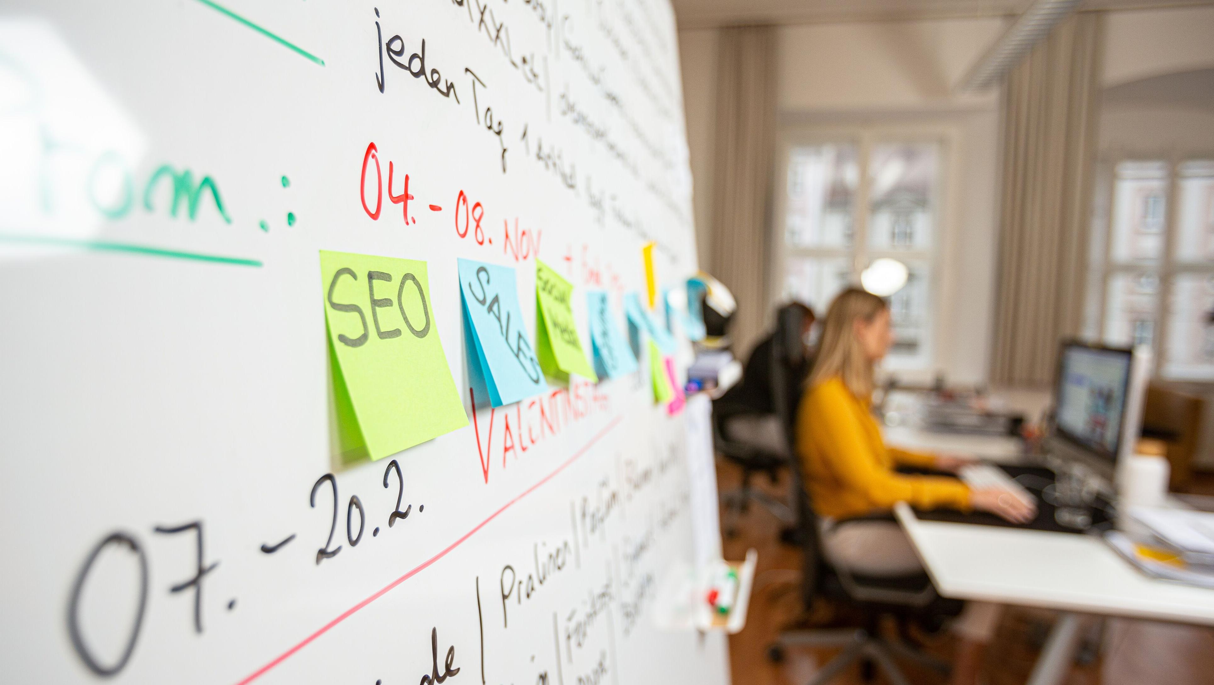 Team der 45Nord Agentur für Onlinemarketing Augsburg