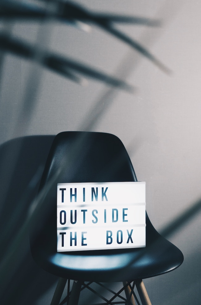 Think outside the box - SEM | https://45nord.de/