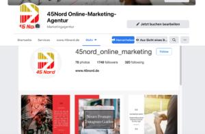Facebook Tabs: Accounts einfach mit der Facebook-Seite verbinden